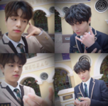 Seungmin and I.N IG Update 180130 (2)