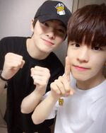 Seungmin and I.N IG Update 180521