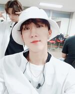 Changbin and Lee Know IG Update 180804