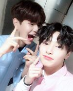 Seungmin and I.N IG Update 180529 (3)