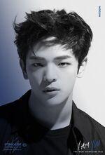 Woojin I Am You promo 3
