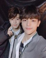 Woojin and Seungmin IG Update 181026 (2)