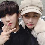 Hyunjin Changbin IG Update 20190223