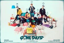 Stray Kids Mixtape Gone Days Promo Picture (3)