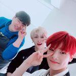 I.N Bang Chan SOF IG Update 20190424 (2)