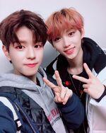 Felix and Seungmin IG Update 181102 (2)