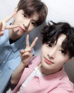 Seungmin and I.N IG Update 180529 (1)