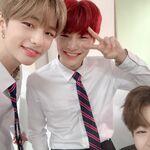 Hyunjin I.N Seungmin IG Update 20190501 (2)