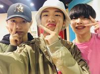 Felix, Hyunjin and I.N IG Update 180217