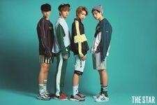 Hyunjin Lee Know Felix I.N The Star Magazine May 2018 (1)