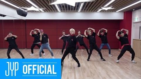 "Stray Kids ""MIROH"" Dance Practice Video (Heart ver"