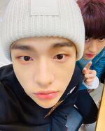 Hyunjin Changbin IG Update 20191011 (2)