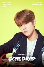 Seungmin Mixtape Gone Days Promo Picture (2)
