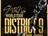 'District 9 : Unlock' World Tour