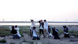 Stray Kids Voices Performance Video Shooting Behind (1)