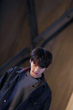 Minho Grr Law of Total Madness Performance Video Shooting Behind (2)