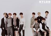 Stray Kids NYLON Korea Magazine October 2018 (1)