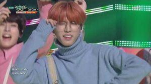 뮤직뱅크 Music Bank - Get Cool - STRAY KIDS (스트레이 키즈)