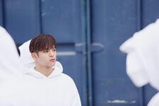 Woojin Distric 9 Music Video Shooting Behind (4)