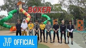 "Stray Kids ""Boxer"" Video (Street Ver"