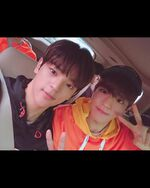 Woojin and Seungmin IG Update 180823 (2)