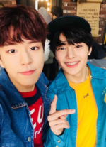 Seungmin and I.N IG Update 180329
