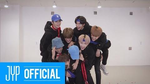 "Stray Kids ""바람 (Levanter)"" Dance Practice Video (Lovestay ver"