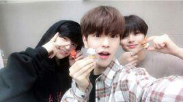 Seungmin, Hyunjin and I.N IG Update 180614 (4)