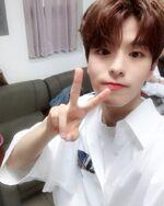 Seungmin IG Update 180805 (3)