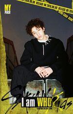 I am WHO Bang Chan Teaser 2