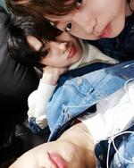 Hyunjin, I.N and Felix IG Update 180128 (1)
