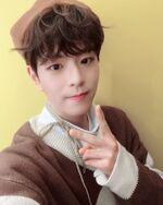 Seungmin IG Update 181120