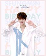 Birthday Seungmin 2019