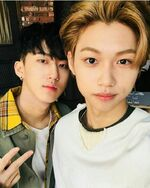 Felix and Changbin IG Update 180326