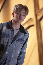 Woojin Grr Law of Total Madness Performance Video Shooting Behind (2)