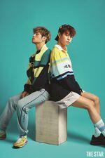 Woojin Seungmin The Star Magazine May 2018 (1)
