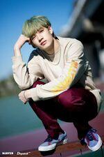 Bang Chan Naver x Dispatch (7)