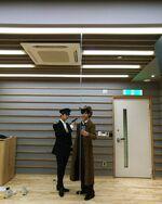 Hyunjin and Lee Know IG Update 181021 (3)