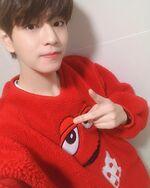 Seungmin IG Update 20181221 (2)