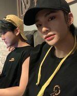 Hyunjin Changbin IG Update 20200211