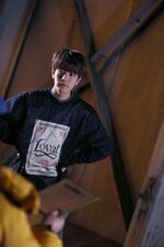 Seungmin Grr Law of Total Madness Performance Video Shooting Behind (1)