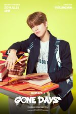 Seungmin Mixtape Gone Days Promo Picture (1)