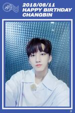 Birthday Changbin 2018