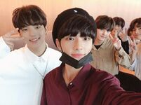 Woojin, Hyunjin, Lee Know, Changbin, Felix and I.N IG Update 180914