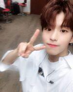 Seungmin IG Update 180805 (1)