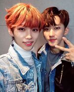 Felix and Changbin IG Update 181109 (1)