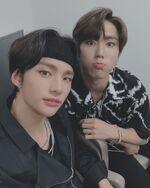 Hyunjin Han IG Update 20190826