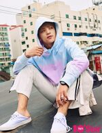 Woojin 10+STAR Magazine May 2018