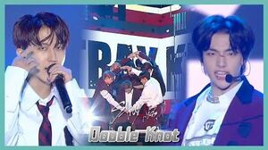 HOT Stray Kids - Double Knot, 스트레이 키즈 - Double Knot show Music core 20191019