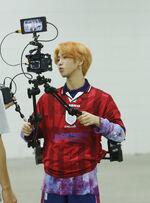 Han My Pace Music Video Shooting Behind (2)